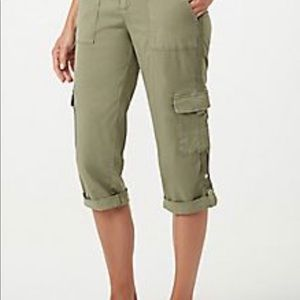 Like new The Limited drew fit cargo pants